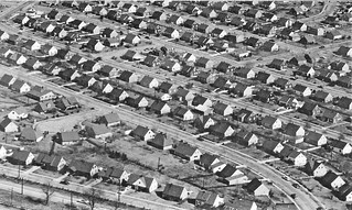 Levittown early 1950's | by MarkGregory007