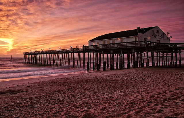 Kitty Hawk Pier, Outer Banks, NC