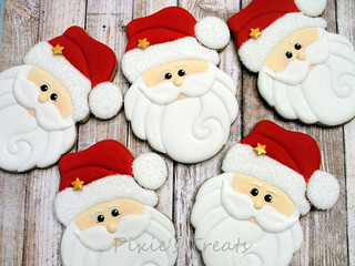 Cookie Swap Santa 2015