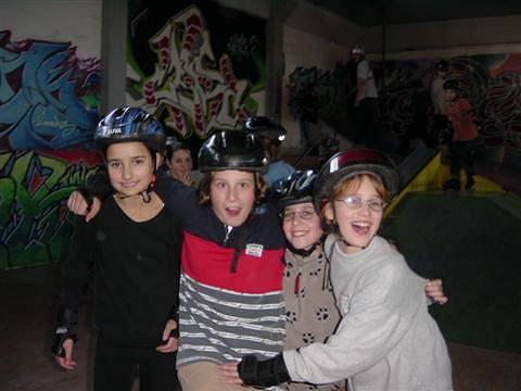 Skaternachmittag Erlen