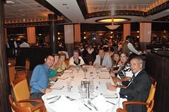 Amb els companys de sopar
