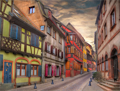 Deserted street | by Jean-Michel Priaux