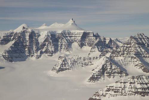 Geikie Plateau Peak