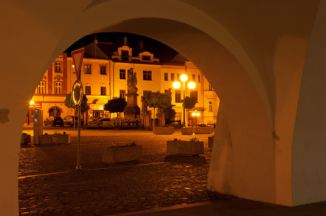 Pribor - Sigmund Freund square 2