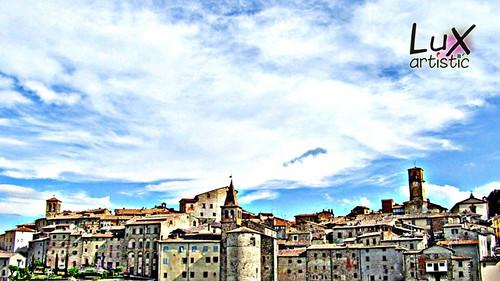 Panoramica di Anghiari (AR) | by artistic LuX ☼