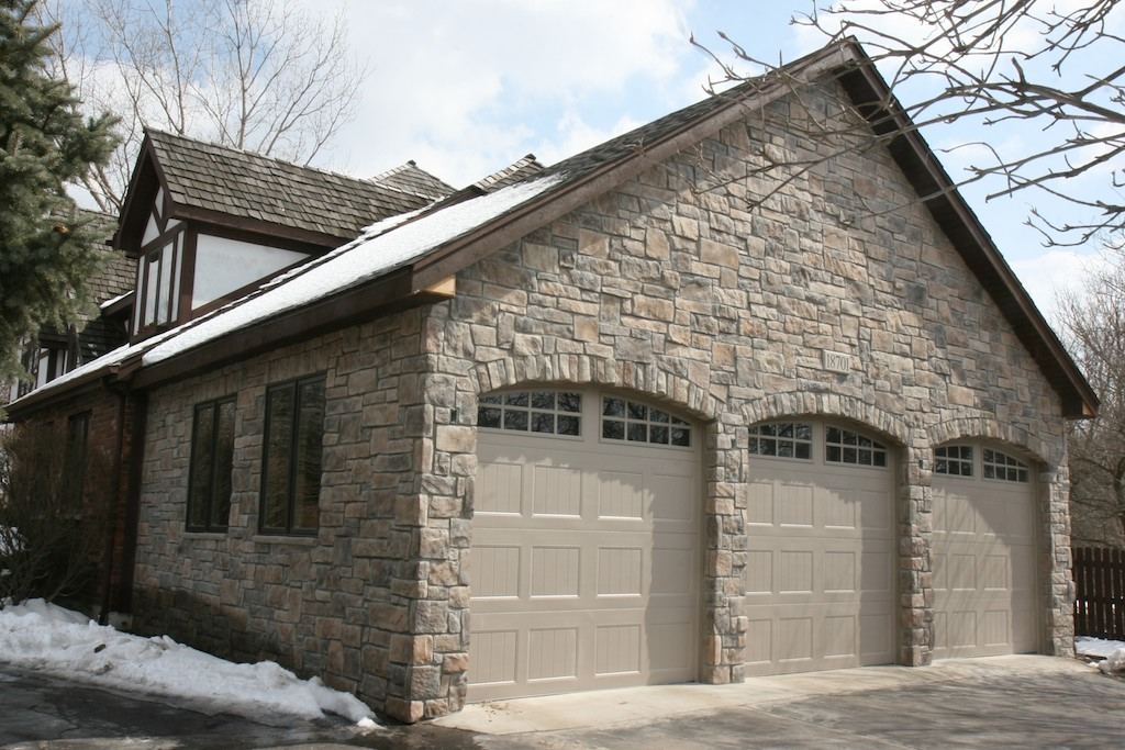 Exterior: North Stone Manufacturer Is A