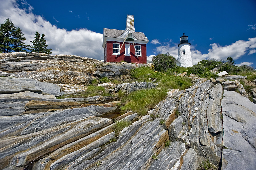 Pemaquid Light - Up Close and Personal