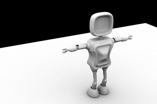 BoxBot Ambient Occlusion | by aidans pics