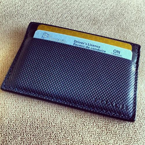 New #coach wallet :-)