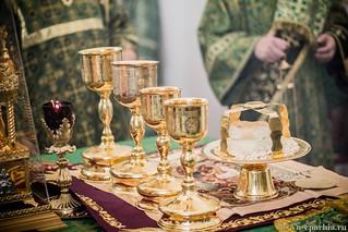 Божественная Литургия в д.Леохново 470
