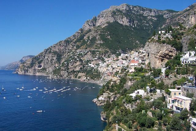 Amalfi Coast, Italy - Galaxy 012