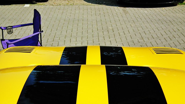Dodge Viper GTS Roof Perspective