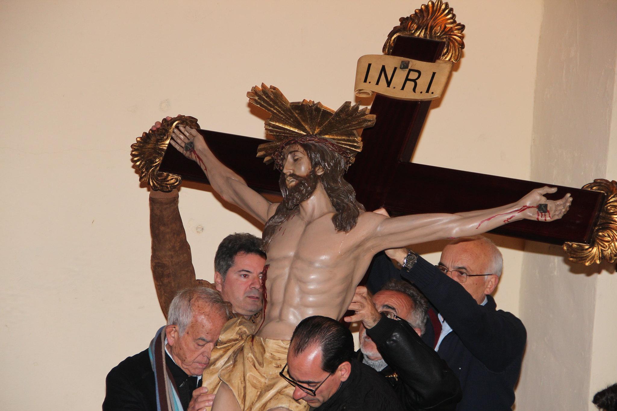 (2016-03-18) - VII Vía Crucis nocturno - Antonio José Verdú Navarro (119)