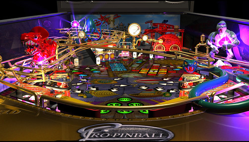 Pro Pinball screenshots | by gamesweasel