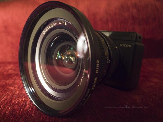Reviving Film Lens