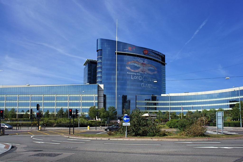 GlaxoSmithKline Offices at Brentford