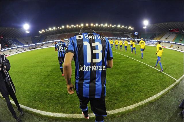 Club Brugge - KVW Zaventem (26 sept 2012)