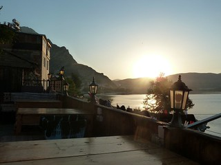 Sunset at Charly's Pansiyon, where I'm staying this week | by mattkrause1969