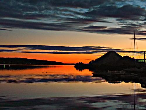midland ontario canada sunrise midlandharbour autofocus niceasitgetslevel1 autofocuslevel1