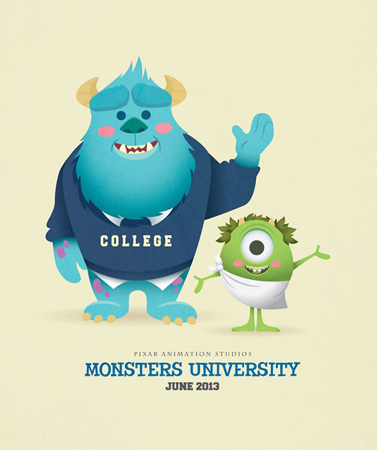 Kawaii Monsters University