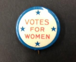 Pin Back Button Votes For Women Circa 1915 1920 Flickr
