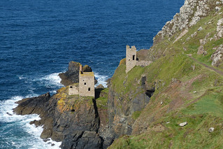 The Crowns at Botallack, Cornwall | by Christopher Dart