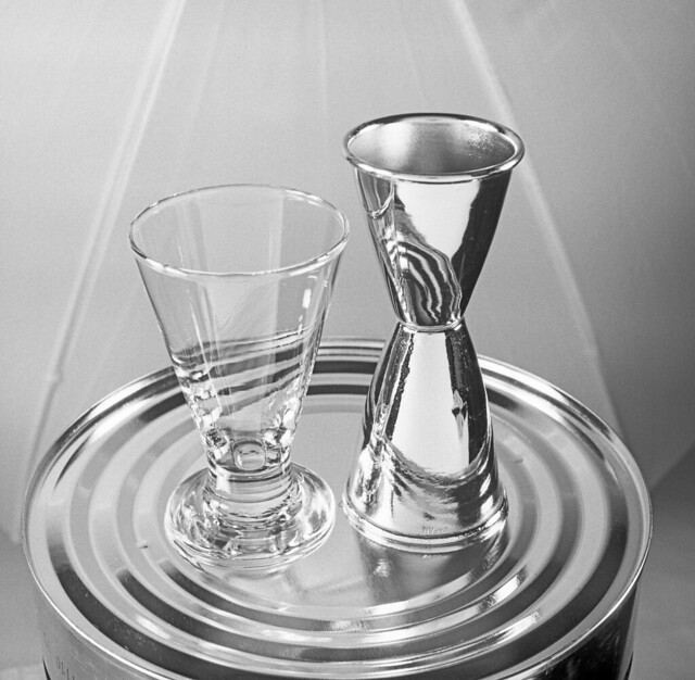 GLASS AND CHROME