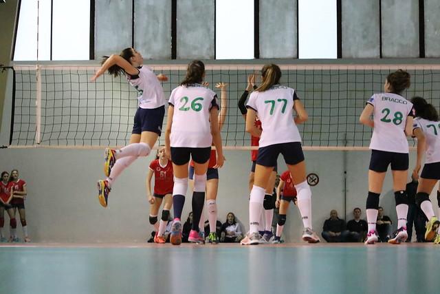 U14 Blu Semifinale Territoriale 18 Marzo 2018 Bracco Pro Patria  - Visette Orago 0 - 2