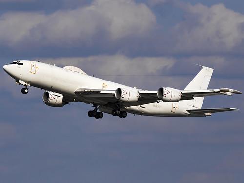 United States Navy   Boeing E-6B Mercury   163918   by MTV Aviation Photography