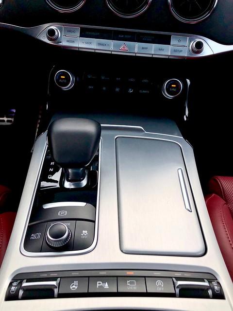 KIA Stinger V6 Biturbo 2018