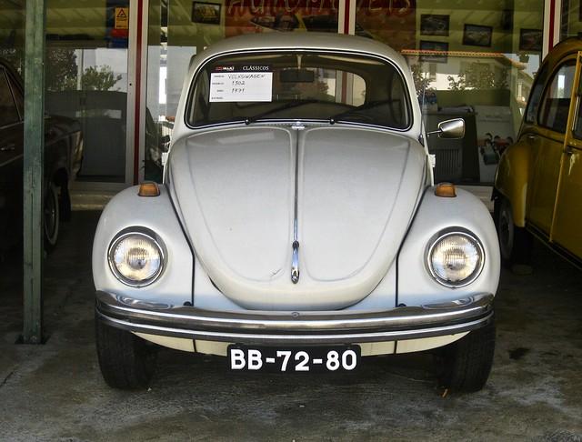 1971 VOLKSWAGEN 1302 Beetle