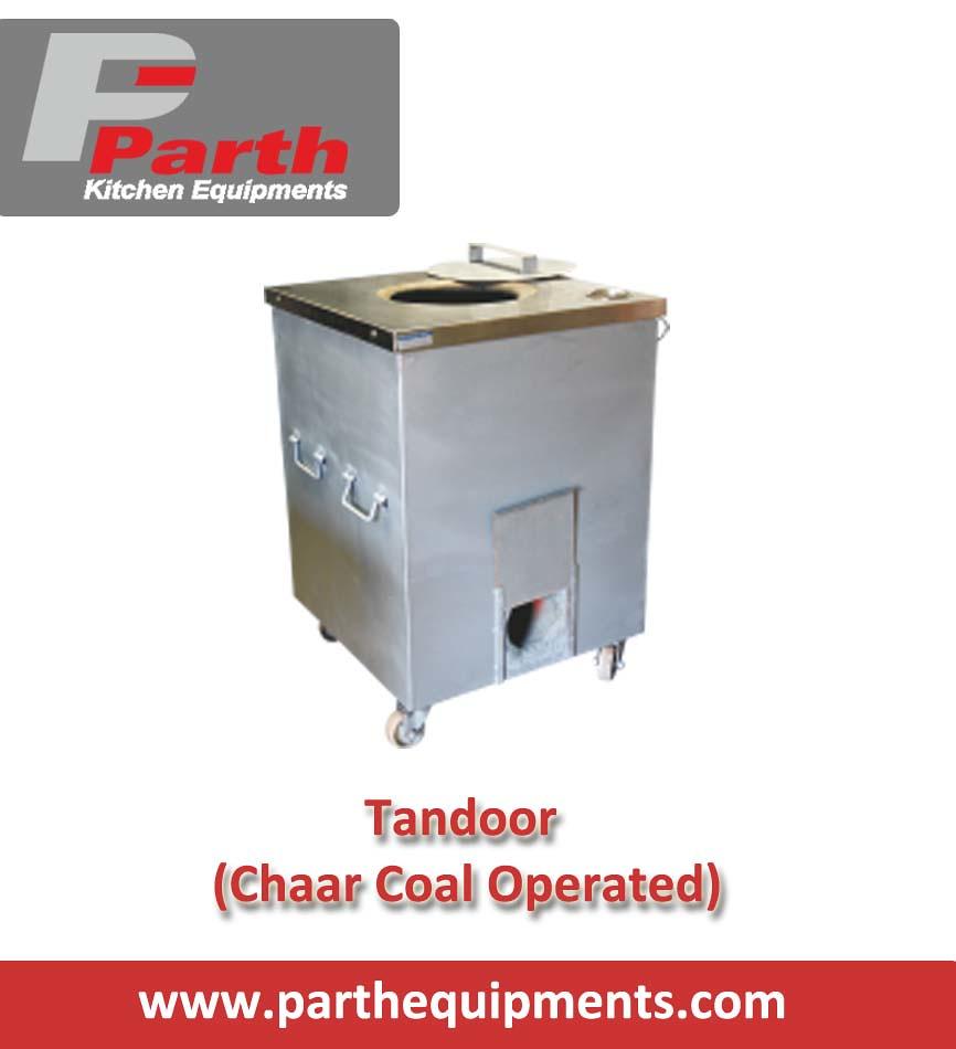 Parthkitcheneqmts tandoor chaar coal operated parth kitchen equipments by parthkitcheneqmts