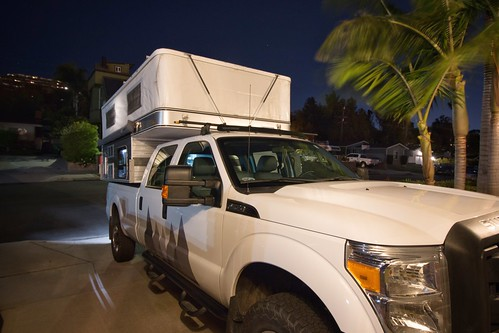 Mali Mish – Selling Our Ford F-250 and Four Wheel Camper