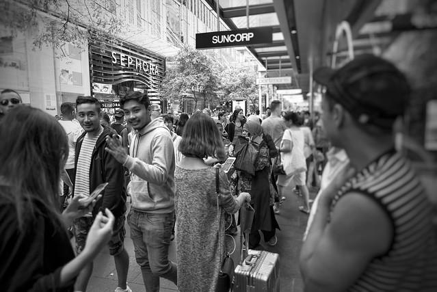 Boxing Day sales 2017 Sydney CBD