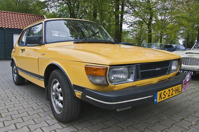 SAAB 99 GL 1984 (6816)