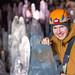 Lavahöhle und Eiszapfen by kosmolaut