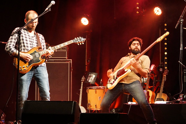 GUNWOOD  -  country-rock-folk-blues / Paris