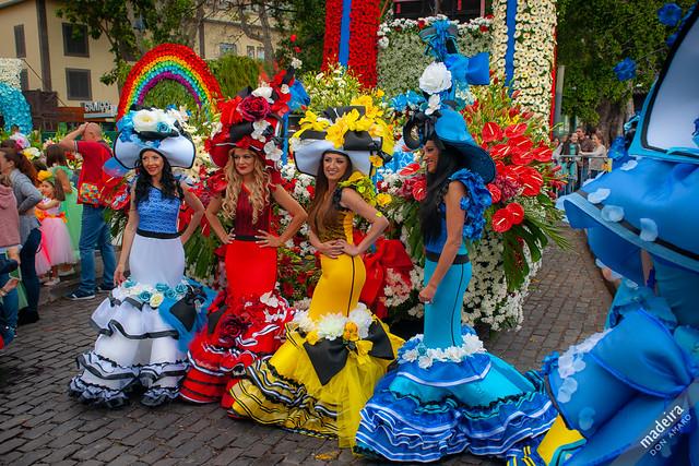 Flower Festival - Madeira - Festa da Flor