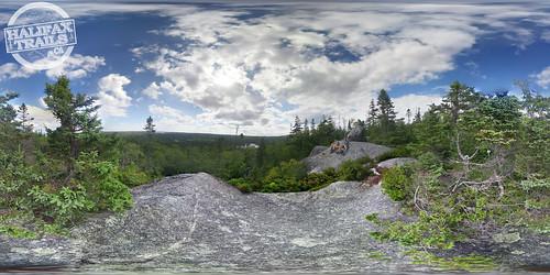 hiking musquodoboit summer panorama photosphere trailway halifax nova scotia hike trail trails nature dartmouth novascotia