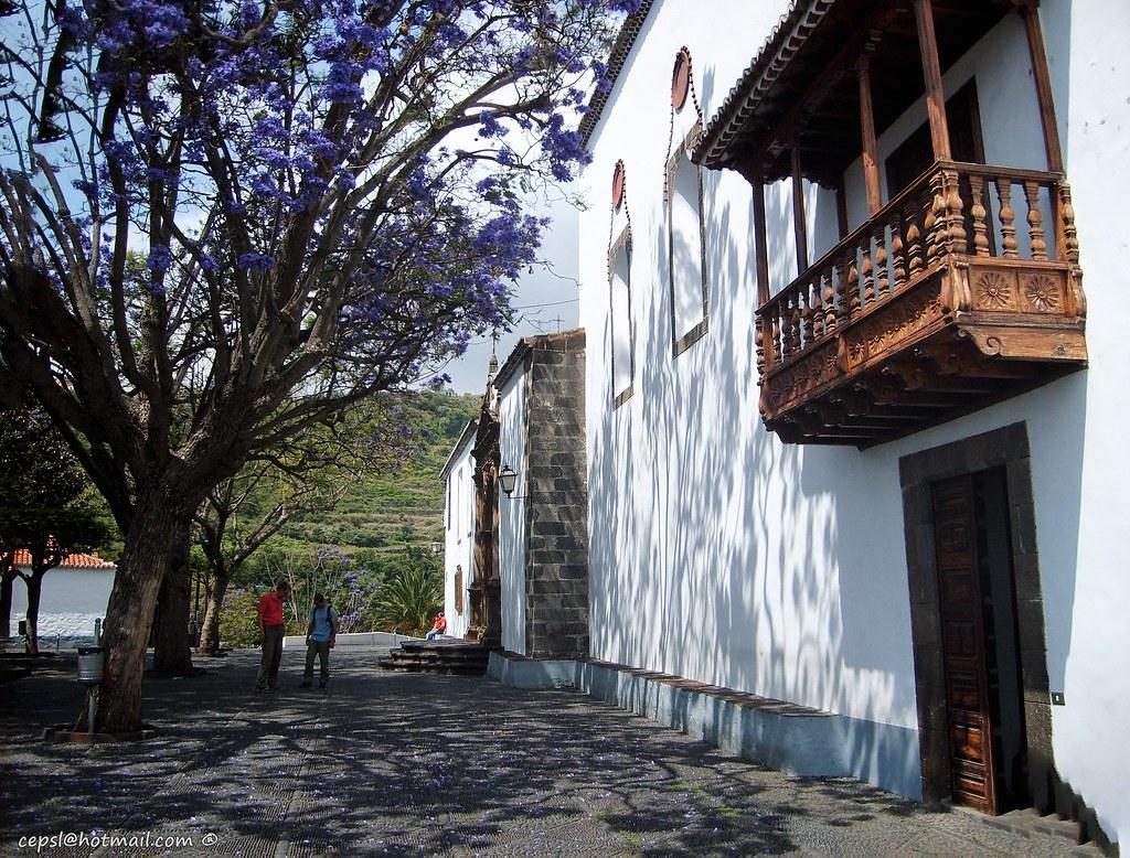 Ermita Virgen de las Nieves, La Palma - Canarias