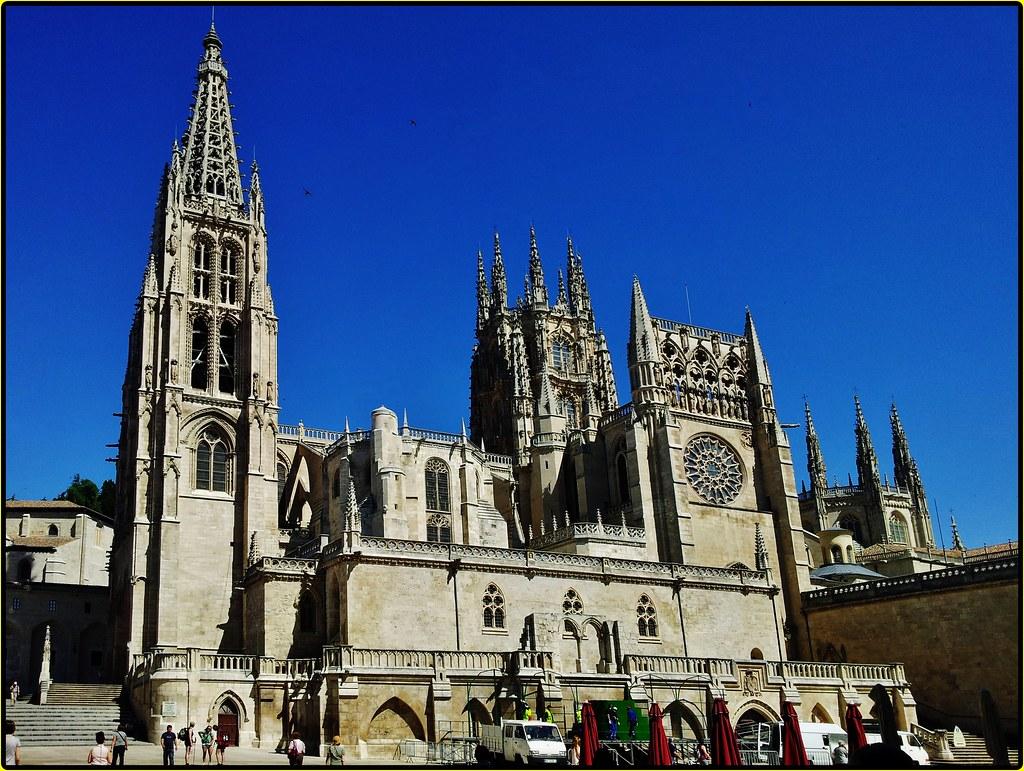 Catedral de Burgos (Burgos) Castilla y León,España. | Flickr