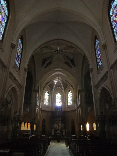 Monastery of the Holy Cross, Benedictine Abbey, Chicago, IL