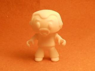 Avatar LostInBrittany - Printed in 3D | by LostInBrittany
