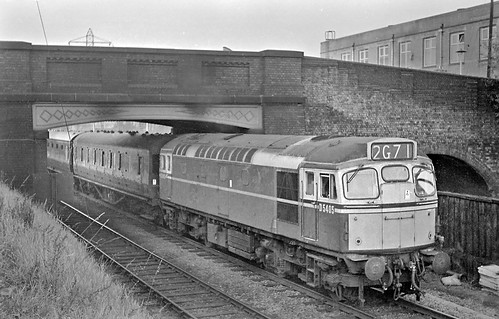 A class 27 at Bournville | by geoff7918