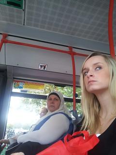 Bus voyeur