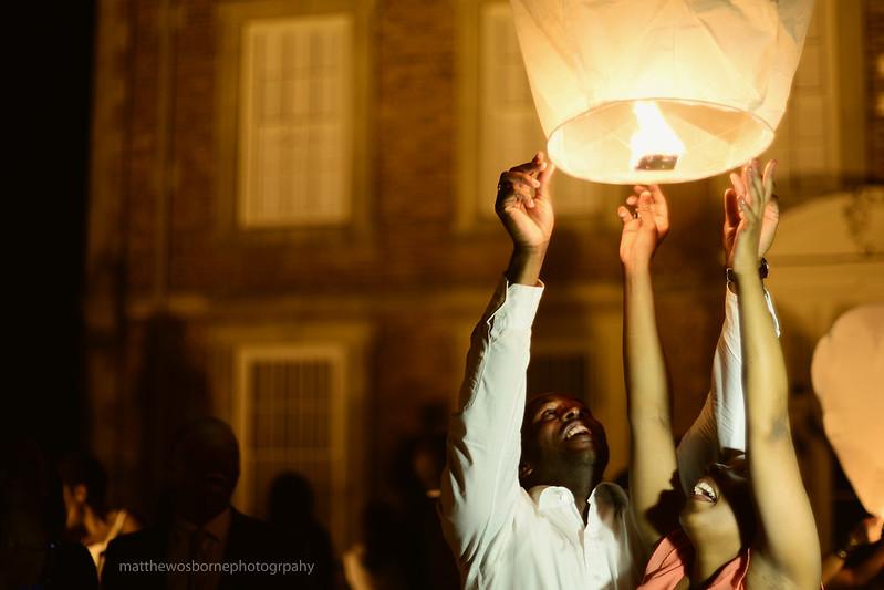 Releasing the Lanterns