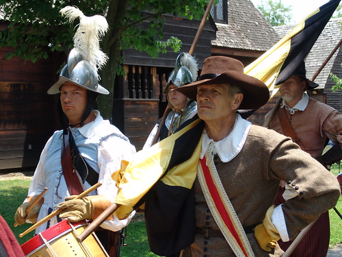 War Comes to St. Mary's, Historic St. Mary's City