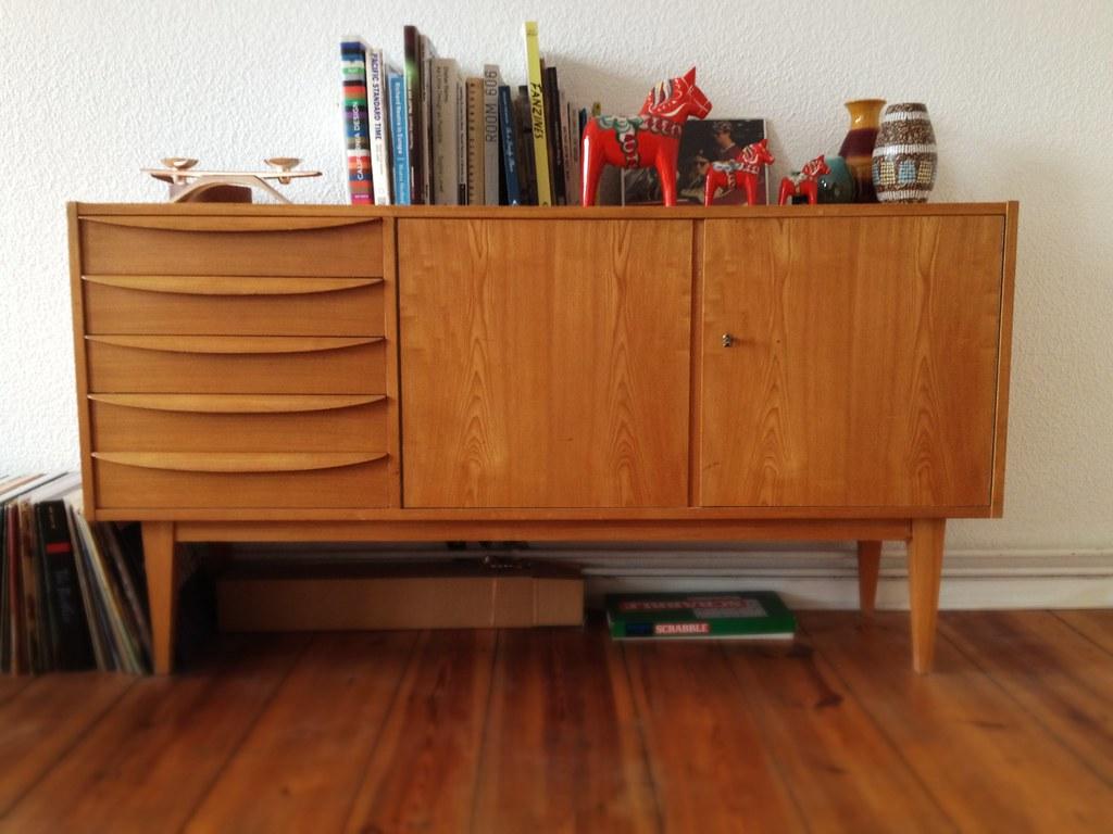 foto de sideboard   Sideboard Deutsche Werkstätten Hellerau Serie 60…   Flickr