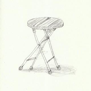 stool #drawing #sketch #sketchpad #simple #things #doodle