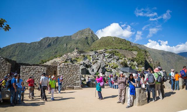 Inca Trail Day Seven - 022